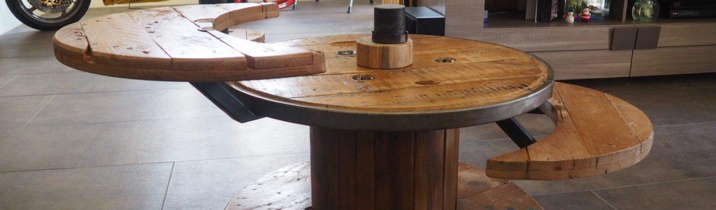 """Table Basse """"Valladolid"""""""